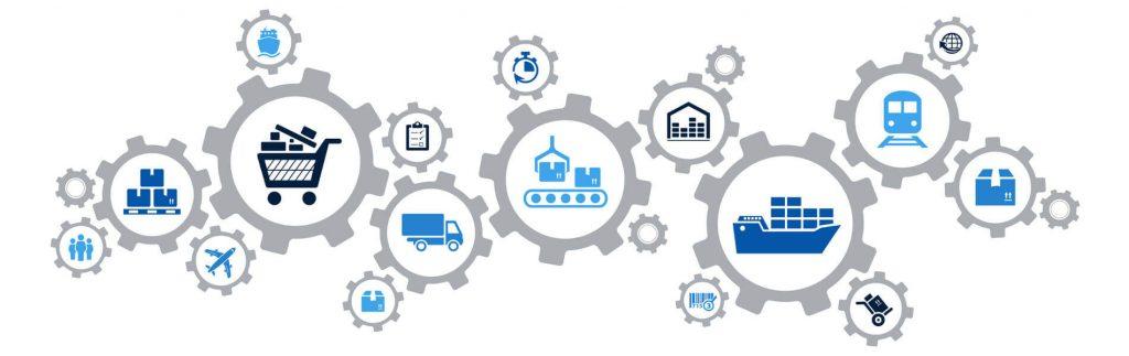 Schéma chaine logistique - câblerie daumesnil maitrise sa chaîne logistique