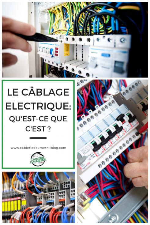 Câblage électrique définition et expliquation - Câblerie Daumesnil blog
