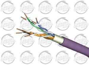 câble informatique courant faible cablerie daumesnil